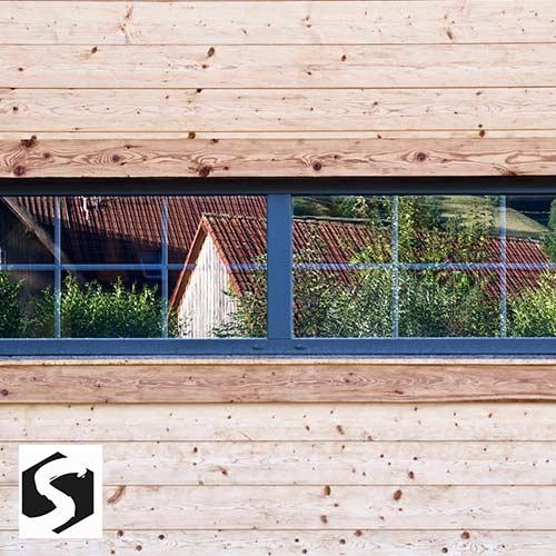 Holz-und-Fensterbänke
