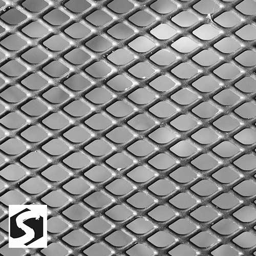 Oberflächen-aus-Stahl